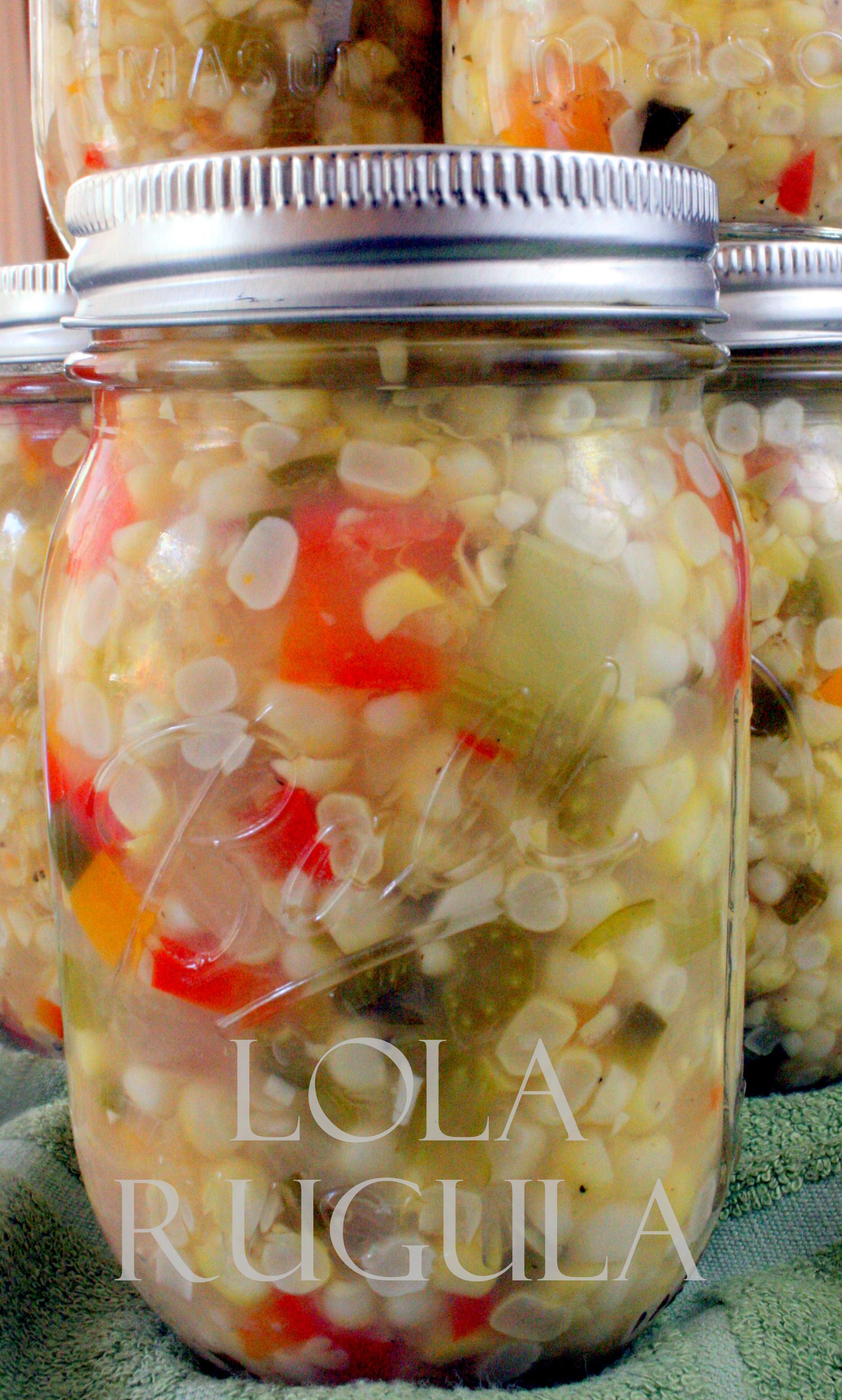 lola-rugula-hot-corn-salsa-relish-canning-recipe